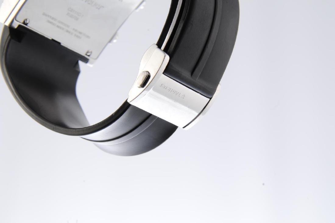TAG HEUER - a gentleman's MicroTimer wrist watch. - 4
