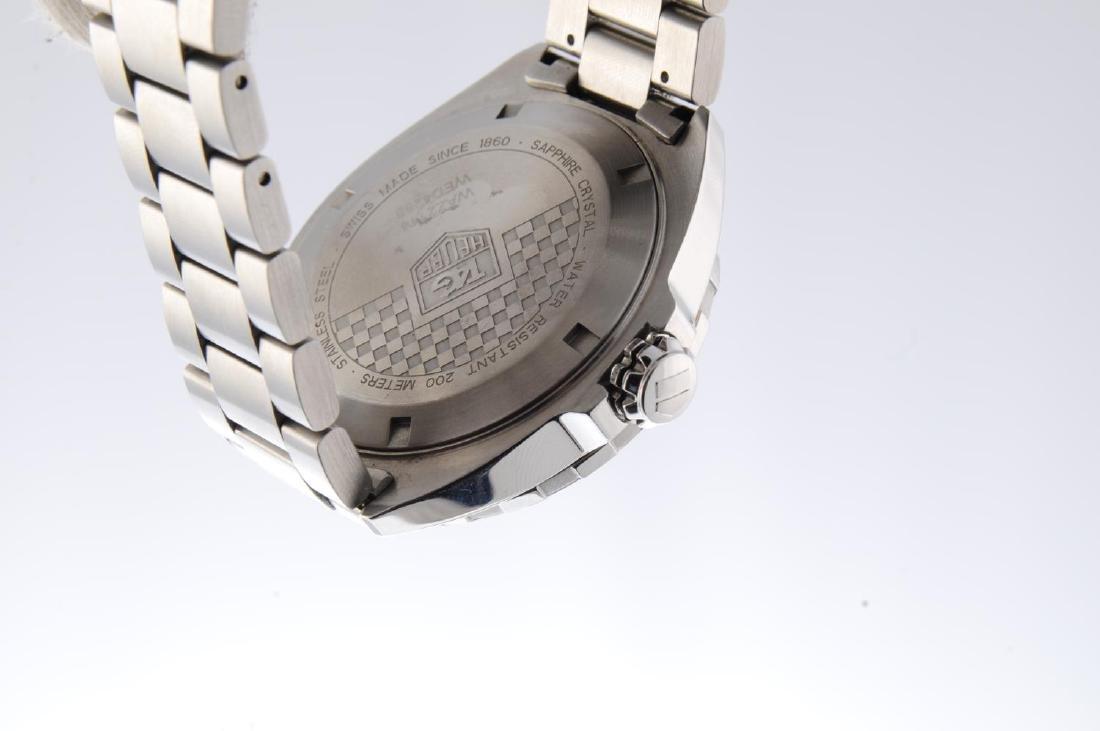 TAG HEUER - a gentleman's Formula 1 Calibre 5 bracelet - 2