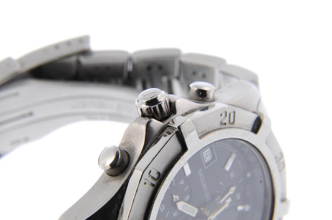 TAG HEUER - a gentleman's 2000 Exclusive chronograph - 4