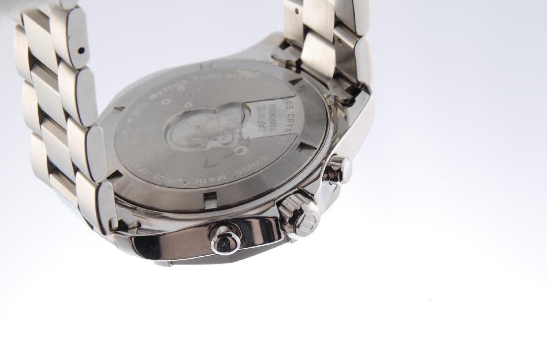 TAG HEUER - a gentleman's Aquaracer chronograph - 2