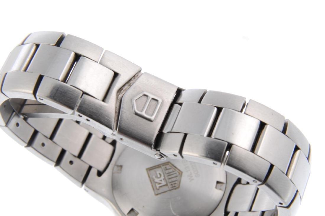 TAG HEUER - a lady's Kirium bracelet watch. Stainless - 2