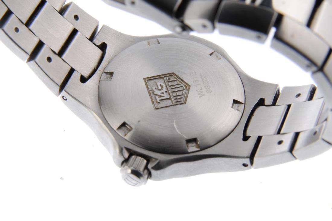 TAG HEUER - a lady's Kirium bracelet watch. Stainless - 3