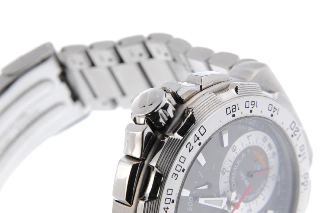 TAG HEUER - a gentleman's Formula 1 Indy 500 - 4