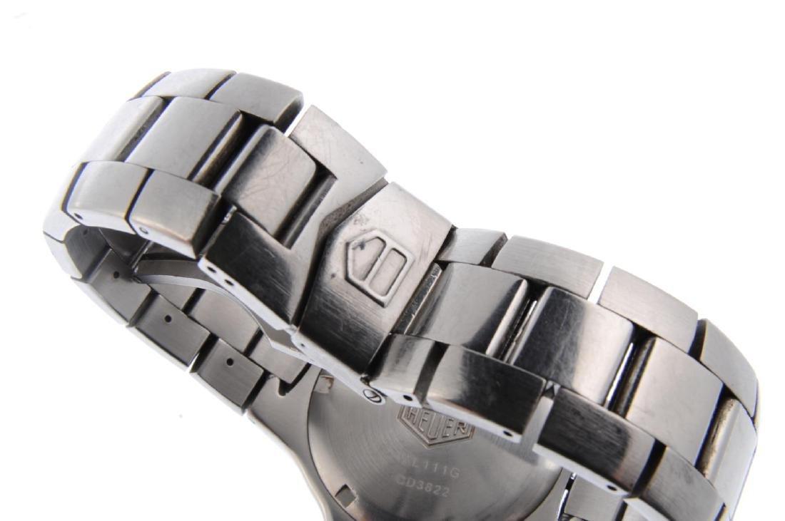 TAG HEUER - a gentleman's Kirium bracelet watch. - 2
