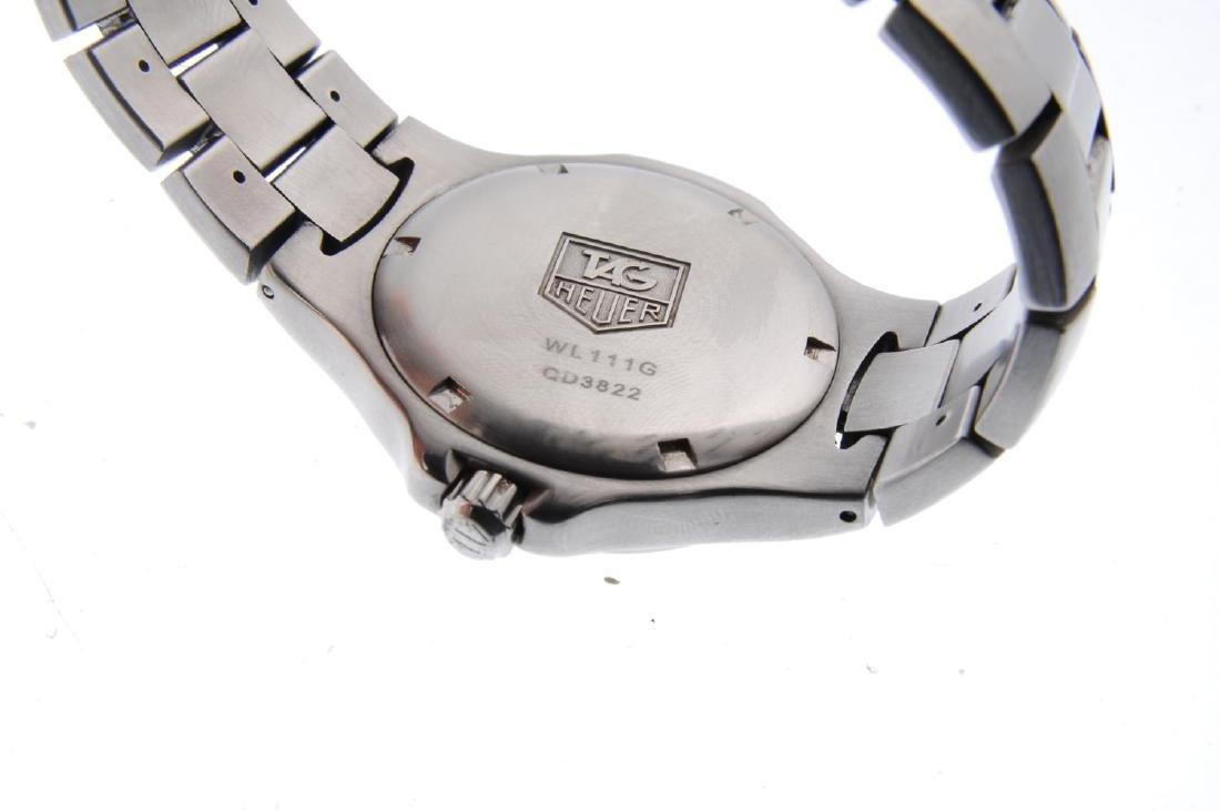 TAG HEUER - a gentleman's Kirium bracelet watch. - 3