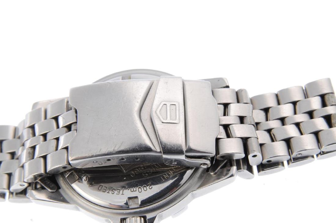 TAG HEUER - a gentleman's stainless steel 1500 Series - 2