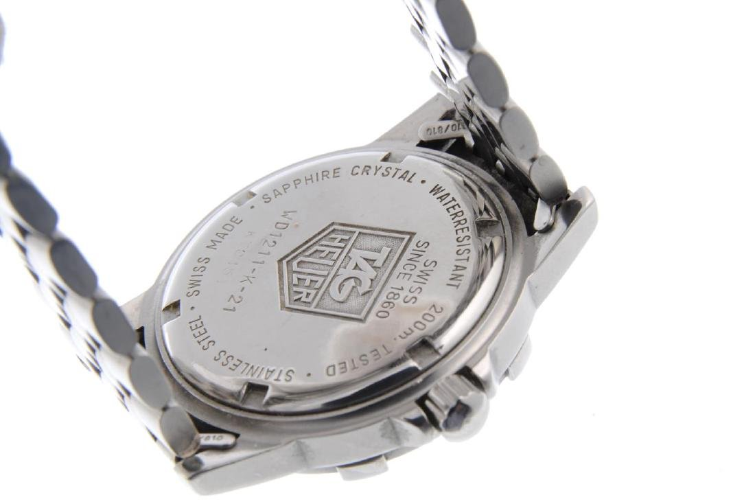 TAG HEUER - a gentleman's stainless steel 1500 Series - 3