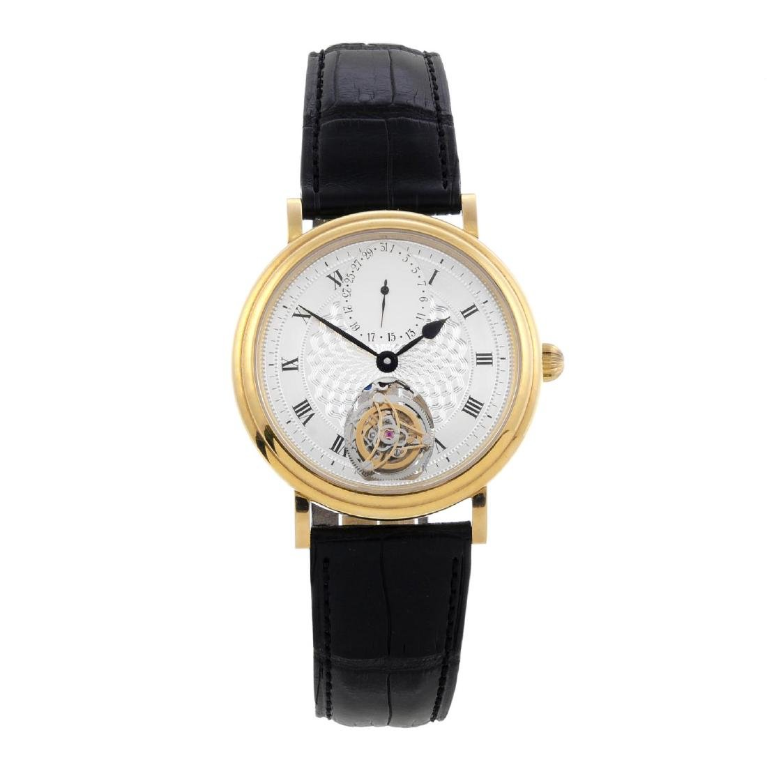 THEO FABERGÉ - a limited edition gentleman's