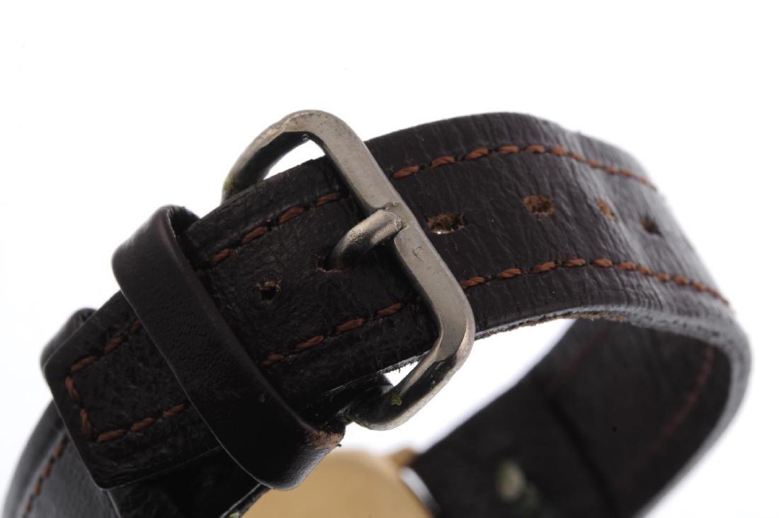 TUDOR - a gentleman's wrist watch. 9ct yellow gold - 4