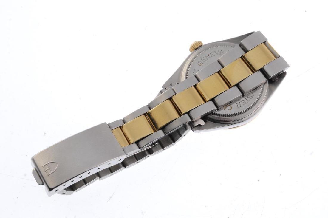 TUDOR - a mid-size Prince Oysterdate bracelet watch. - 2