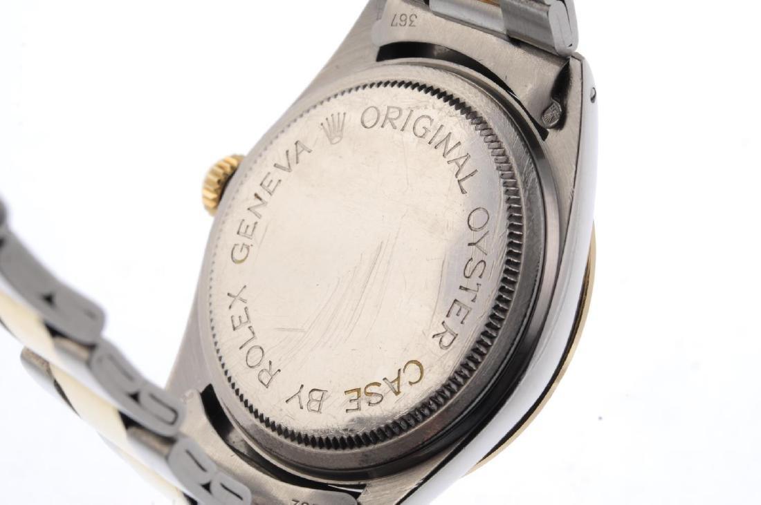 TUDOR - a mid-size Prince Oysterdate bracelet watch. - 3