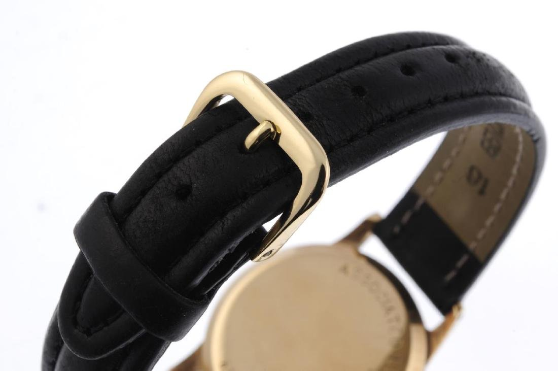 TUDOR - a gentleman's Royal wrist watch. Yellow metal - 2