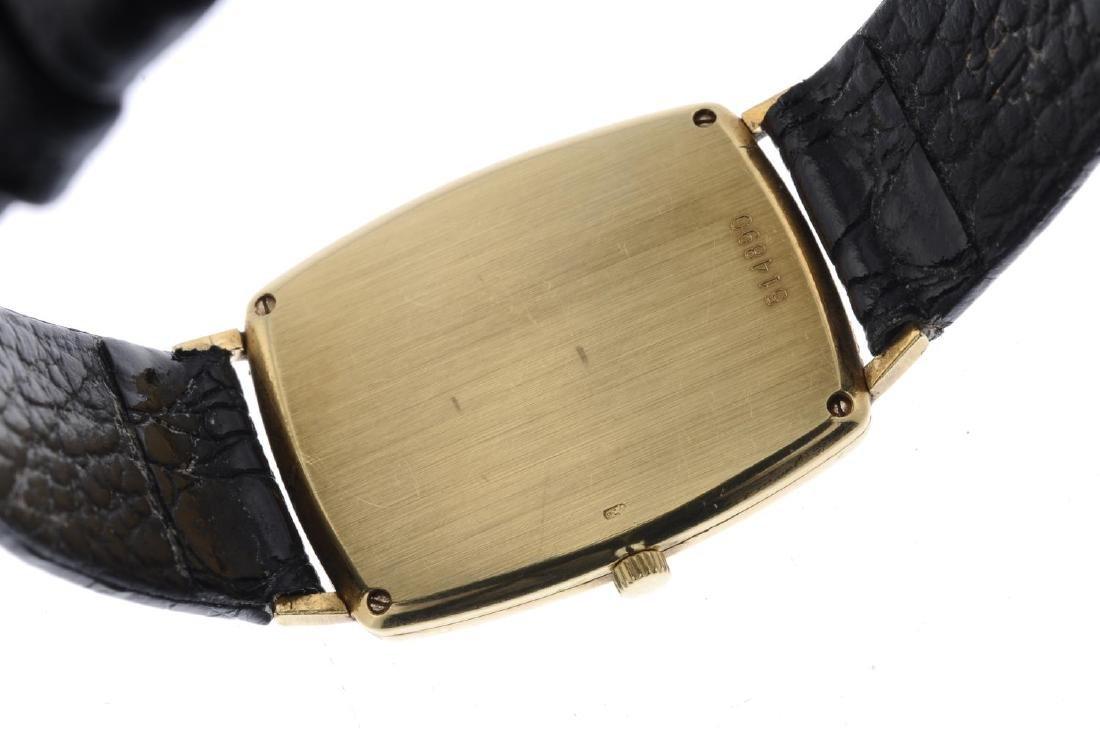 VACHERON CONSTANTIN - a gentleman's wrist watch. Yellow - 3