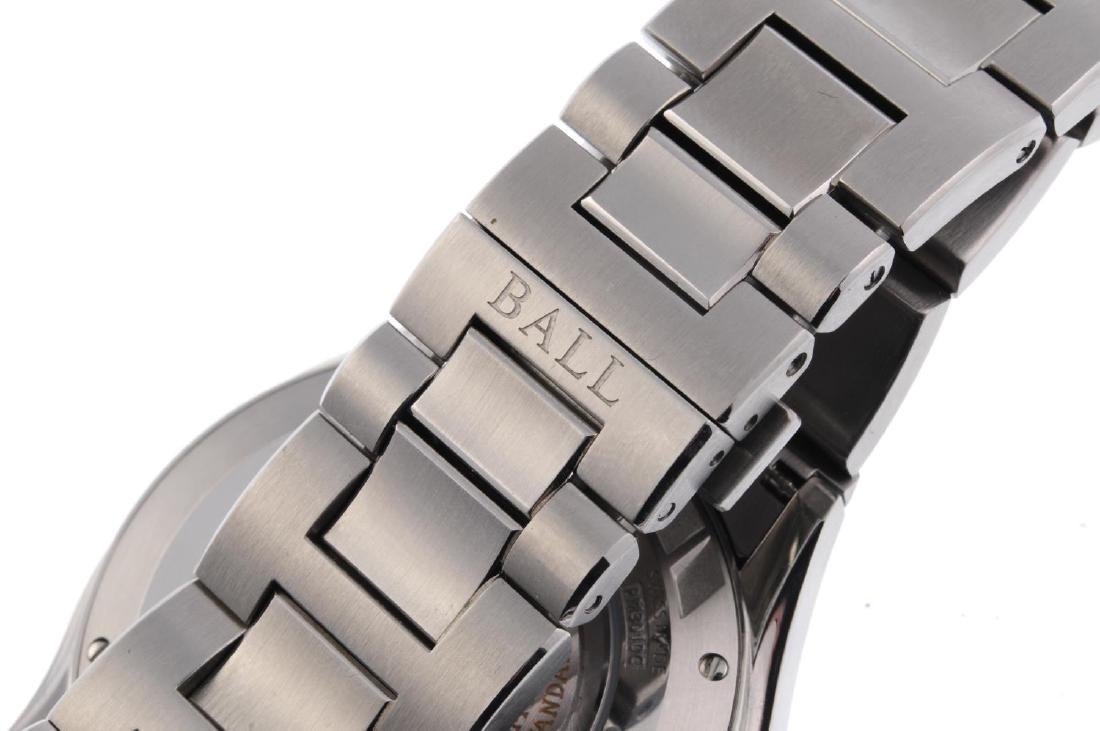 BALL - a gentleman's 'BMW' Power Reserve bracelet - 2