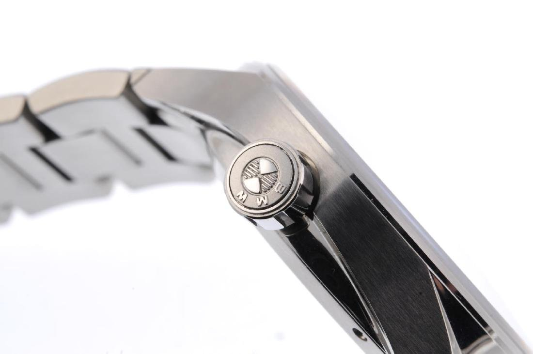 BALL - a gentleman's 'BMW' Power Reserve bracelet - 3
