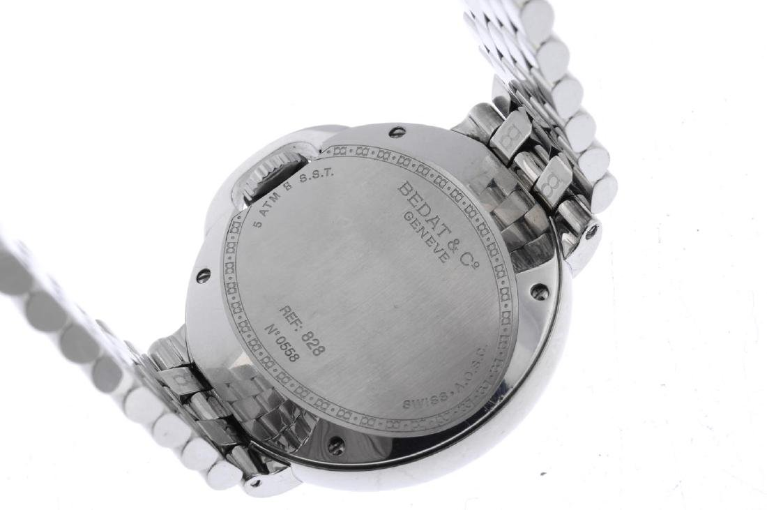 BEDAT & CO. - a lady's No. 8 bracelet watch. Stainless - 4