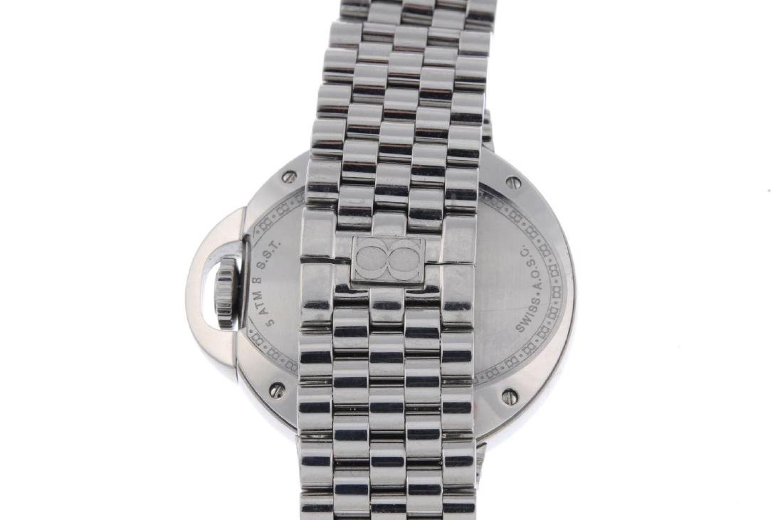 BEDAT & CO. - a lady's No. 8 bracelet watch. Stainless - 5