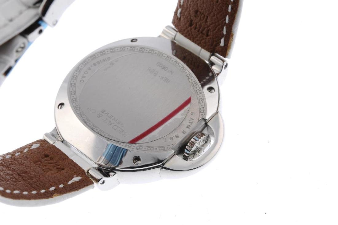 BEDAT & CO. - a mid-size No. 8 wrist watch. Stainless - 2