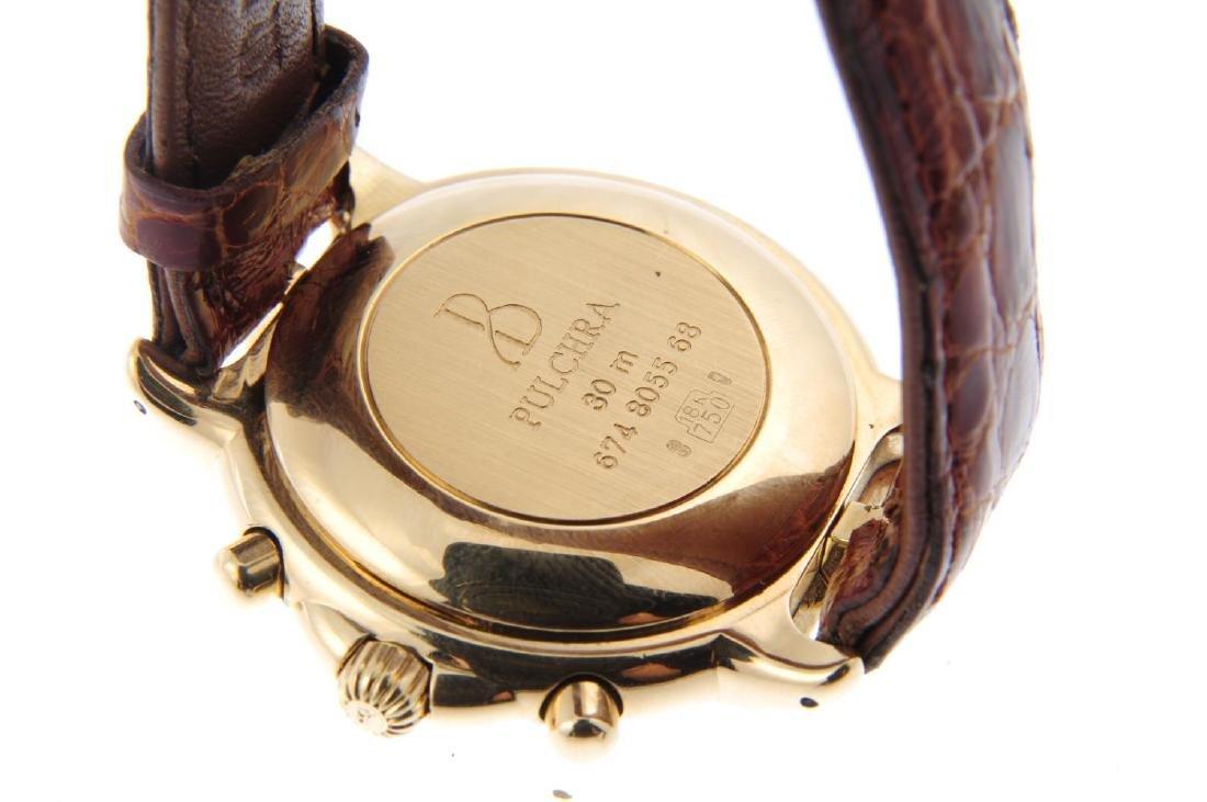 BERTOLUCCI - a gentleman's Pulchra chronograph wrist - 3