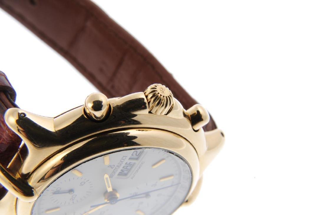 BERTOLUCCI - a gentleman's Pulchra chronograph wrist - 4
