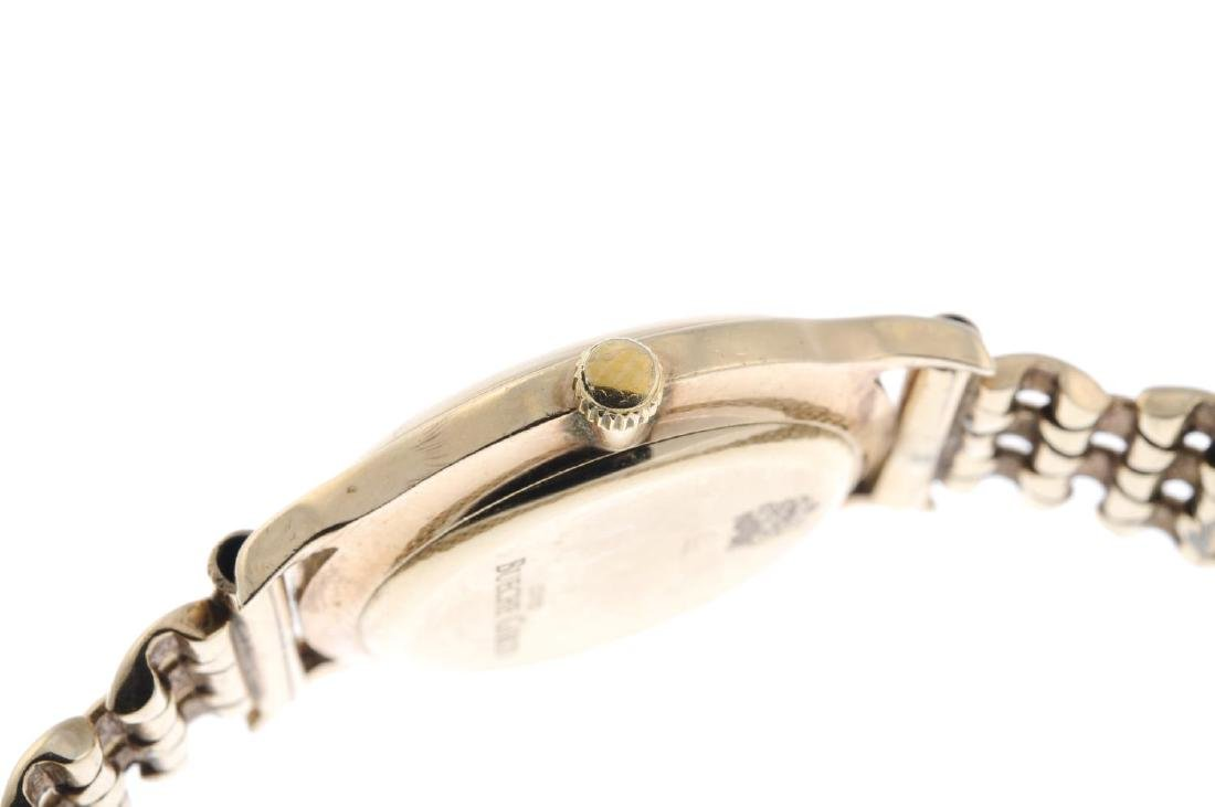 BUECHE GIROD - a lady's bracelet watch. Yellow metal - 2