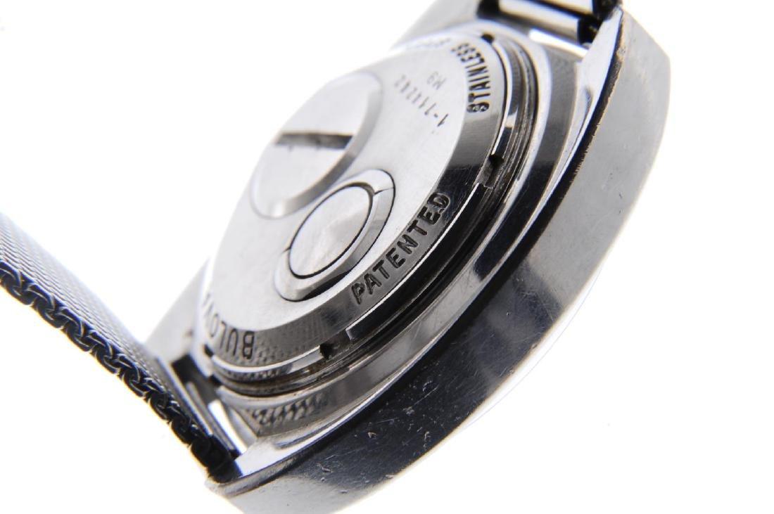BULOVA - a gentleman's Accutron Spaceview bracelet - 4