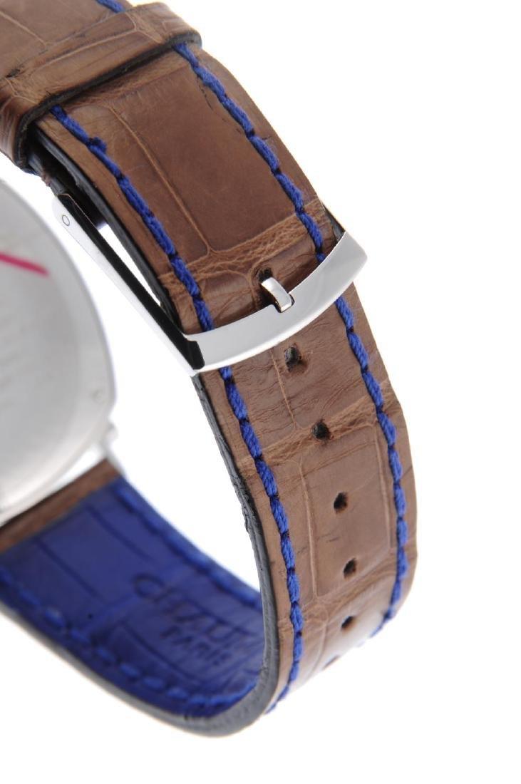 CHAUMET - a gentleman's Dandy wrist watch. Stainless - 2