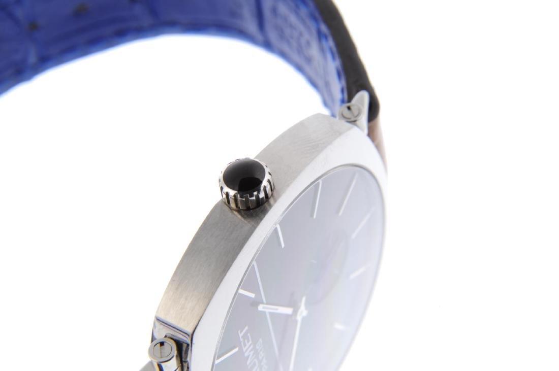 CHAUMET - a gentleman's Dandy wrist watch. Stainless - 4