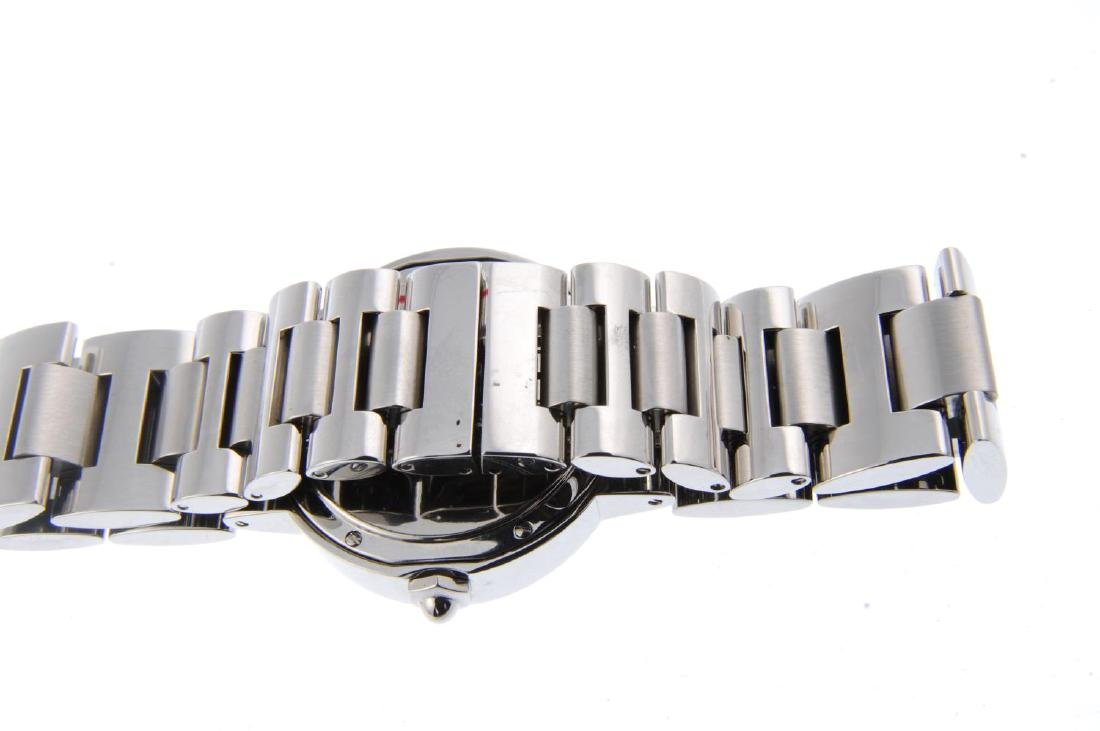 CHAUMET - a lady's bracelet watch. Stainless steel - 2