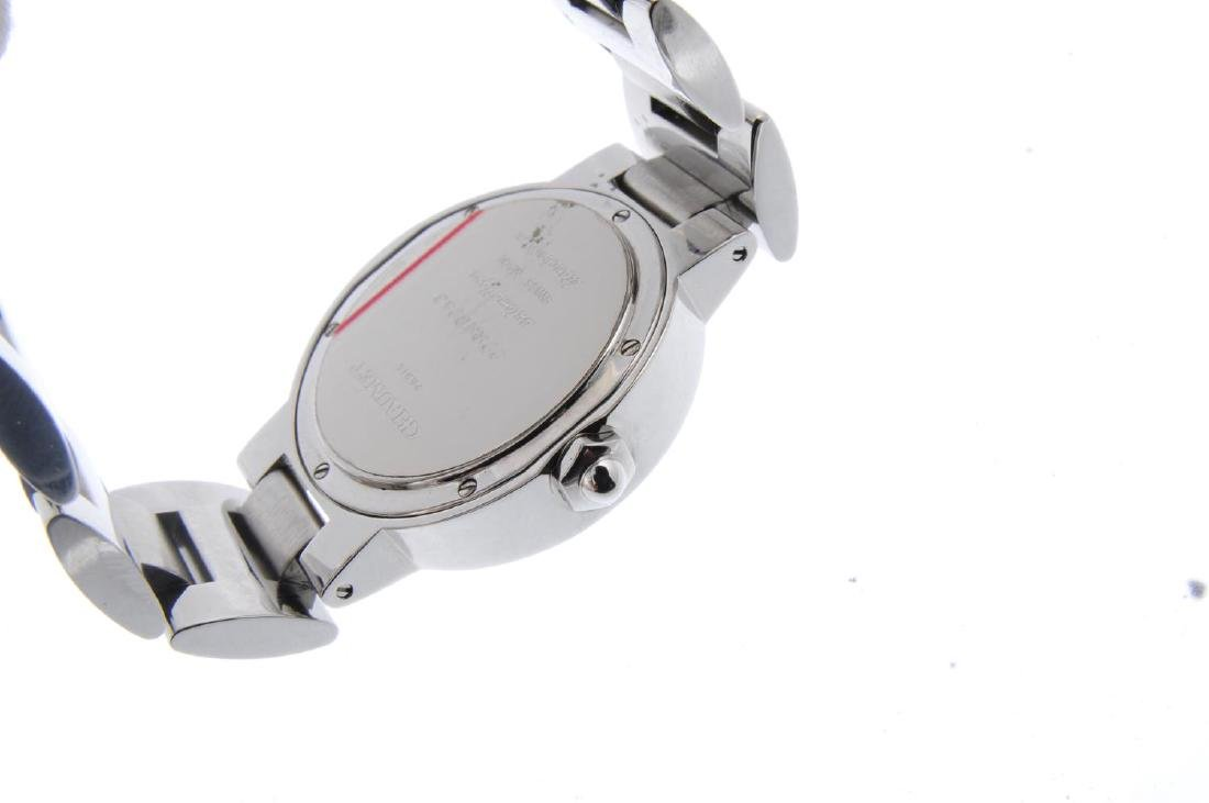 CHAUMET - a lady's bracelet watch. Stainless steel - 3