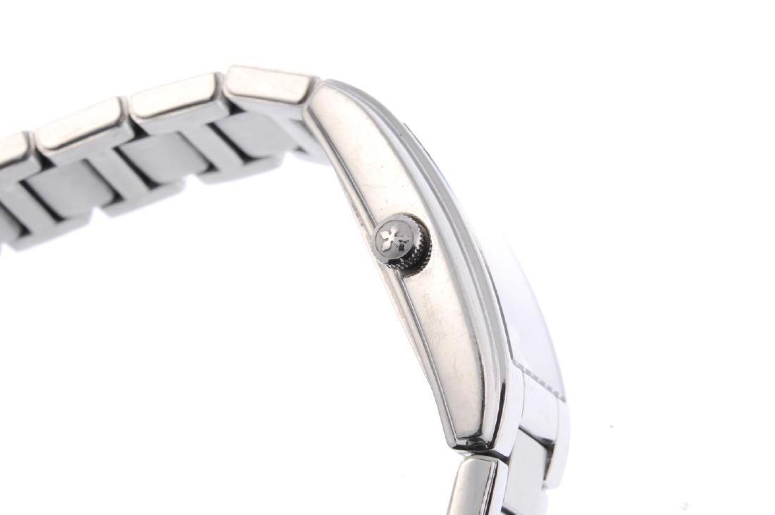 DREYFUSS & CO. - a lady's bracelet watch. Stainless - 3