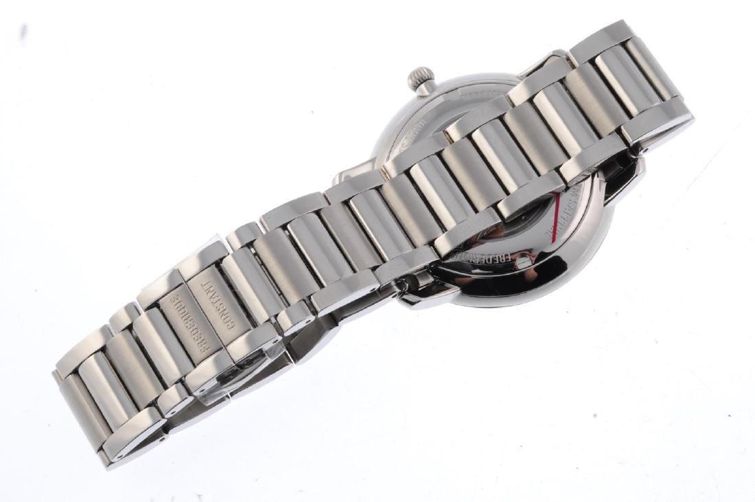 FREDERIQUE CONSTANT - a gentleman's Slimline bracelet - 2