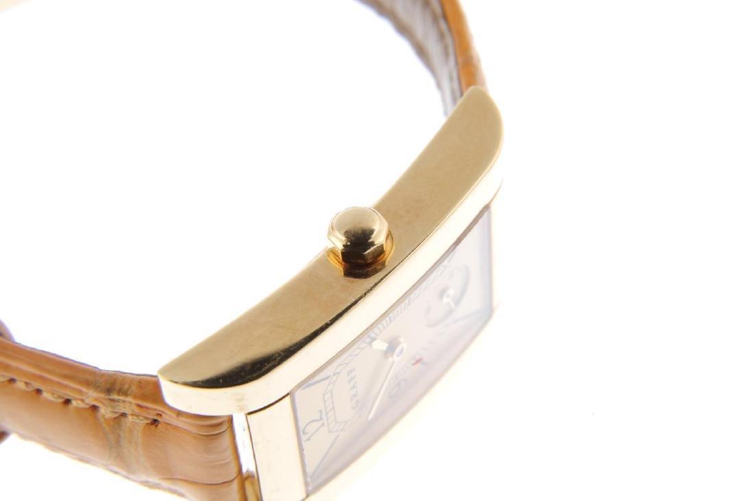 GRAFF - a lady's wrist watch. 18ct yellow gold case. - 4