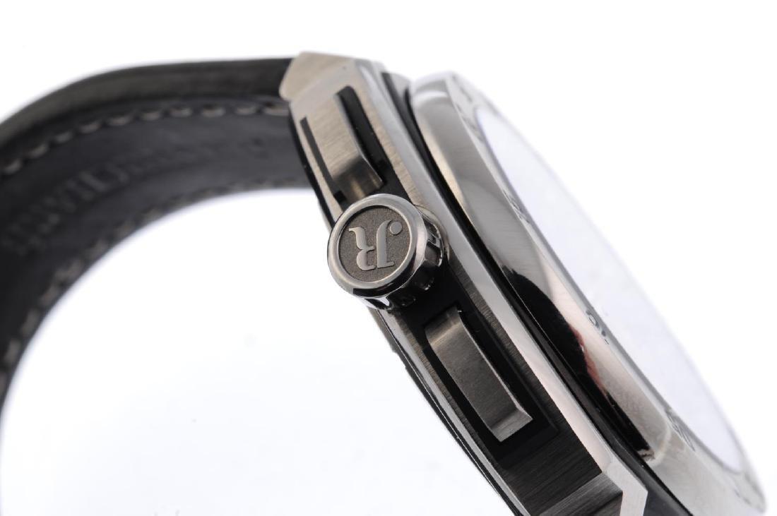 JEANRICHARD - a gentleman's Aeroscope chronograph wrist - 4