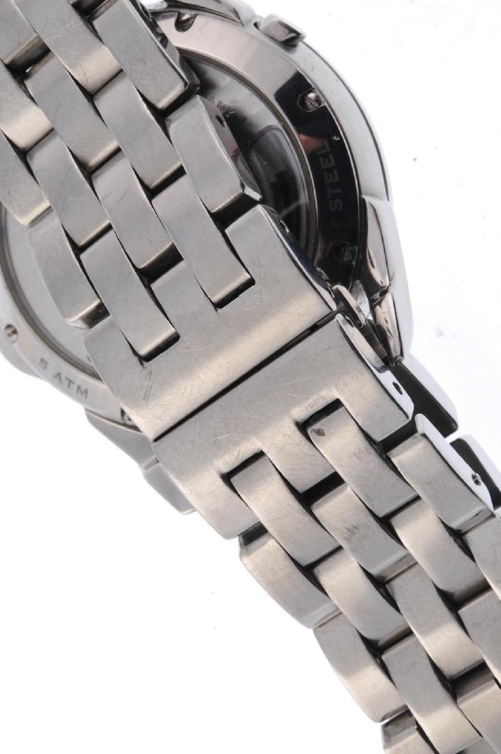 JUNGHANS - a gentleman's Mega Worldtimer bracelet - 2