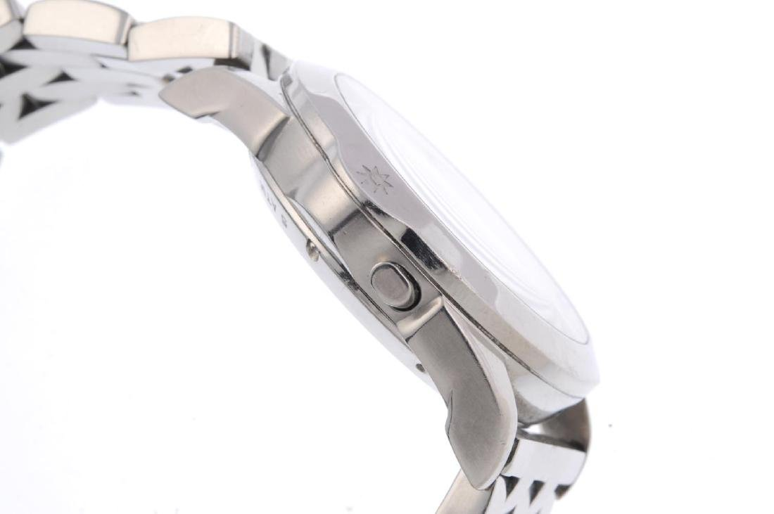 JUNGHANS - a gentleman's Mega Worldtimer bracelet - 4