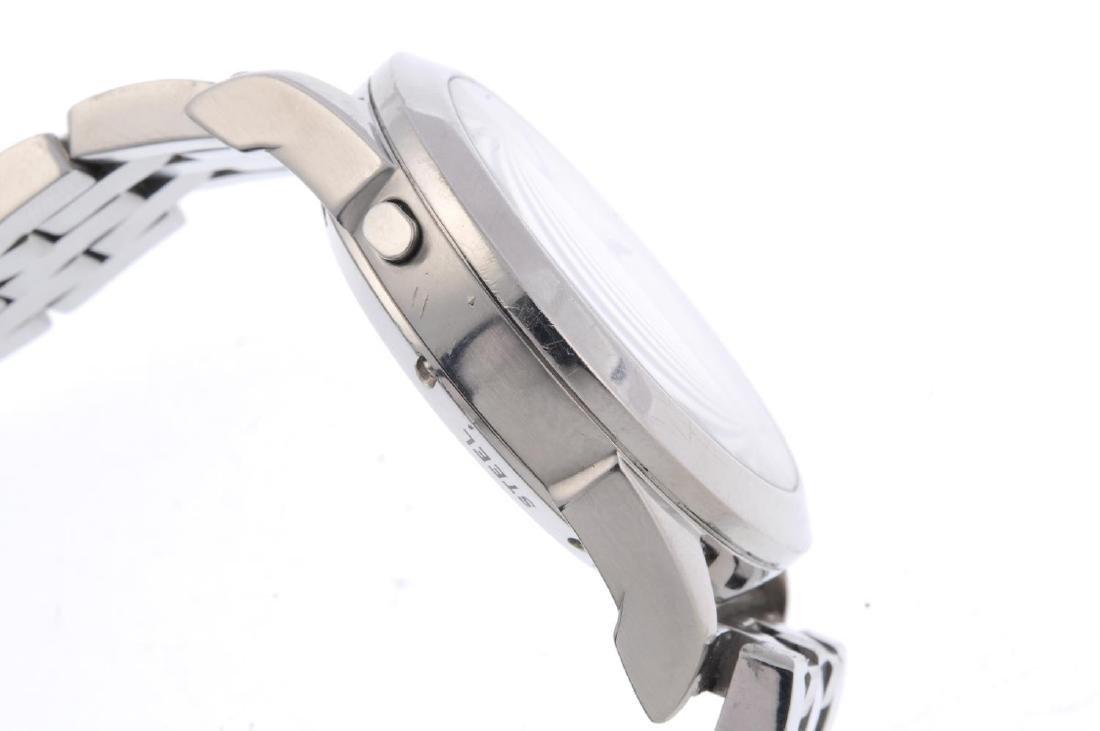 JUNGHANS - a gentleman's Mega Worldtimer bracelet - 5