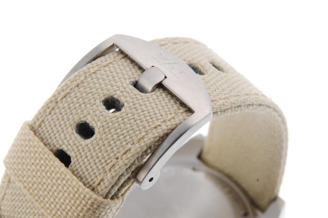 MAT - a gentleman's Aviation chronograph wrist watch. - 2