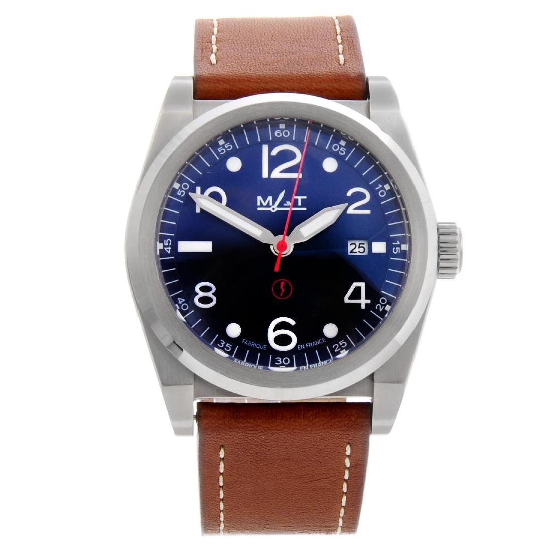 MAT - a limited edition gentleman's Urban Ops XL wrist