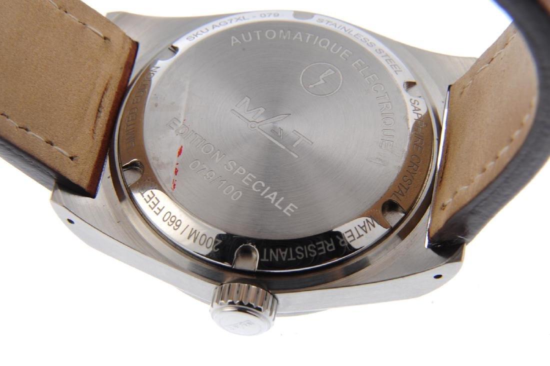 MAT - a limited edition gentleman's Urban Ops XL wrist - 3