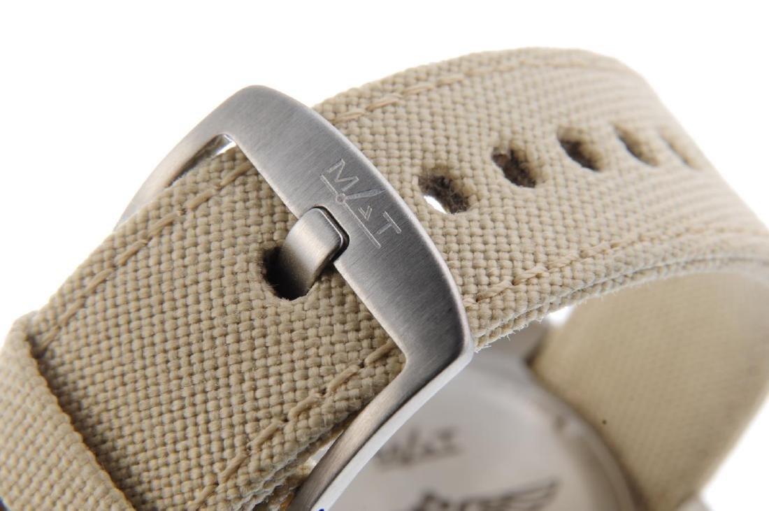 MAT - a limited edition gentleman's UTC Pilot wrist - 2