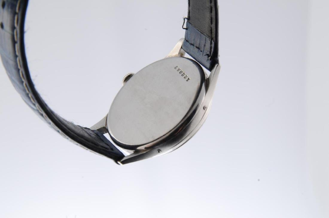 MATHEY-TISSOT - a gentleman's Triple Date wrist watch. - 3