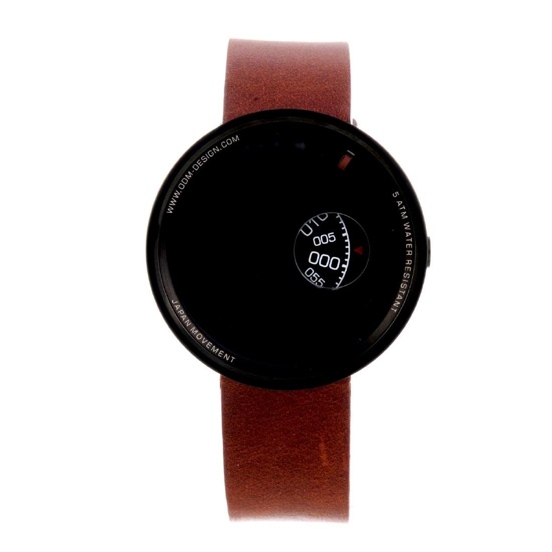 O.D.M - a gentleman's M-6 wrist watch. PVD-treated