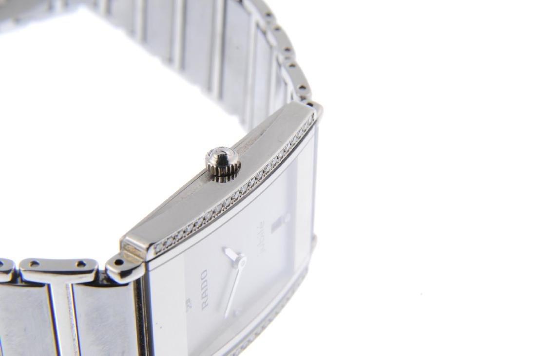 RADO - a mid-size DiaStar bracelet watch. Ceramic - 4