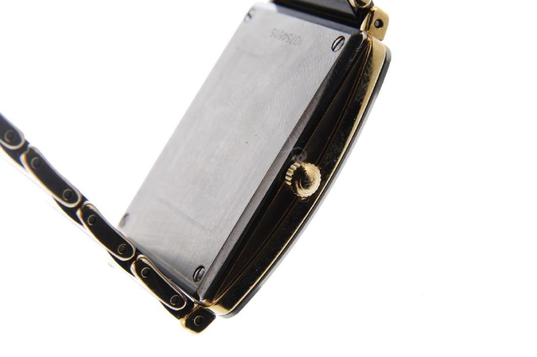 RADO - a gentleman's DiaStar bracelet watch. Gold - 3