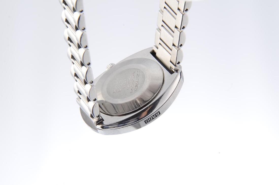 RADO - a gentleman's DiaStar bracelet watch. - 2