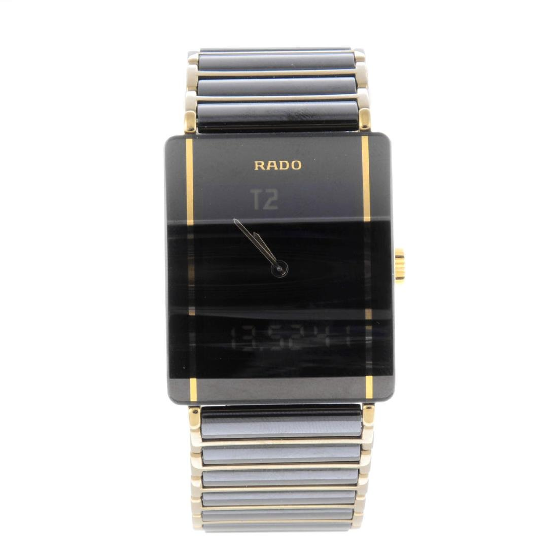 RADO - a gentleman's DiaStar Integral Multifunction