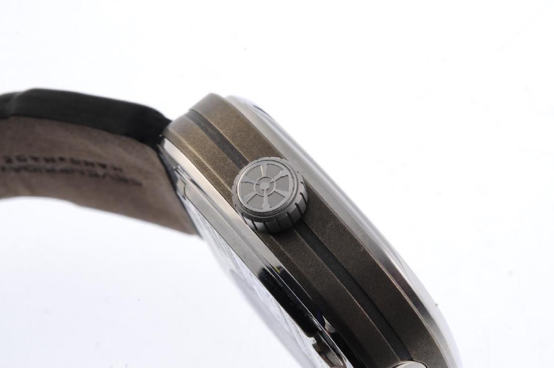 SEVENFRIDAY - a gentleman's S2-IR wrist watch. - 4