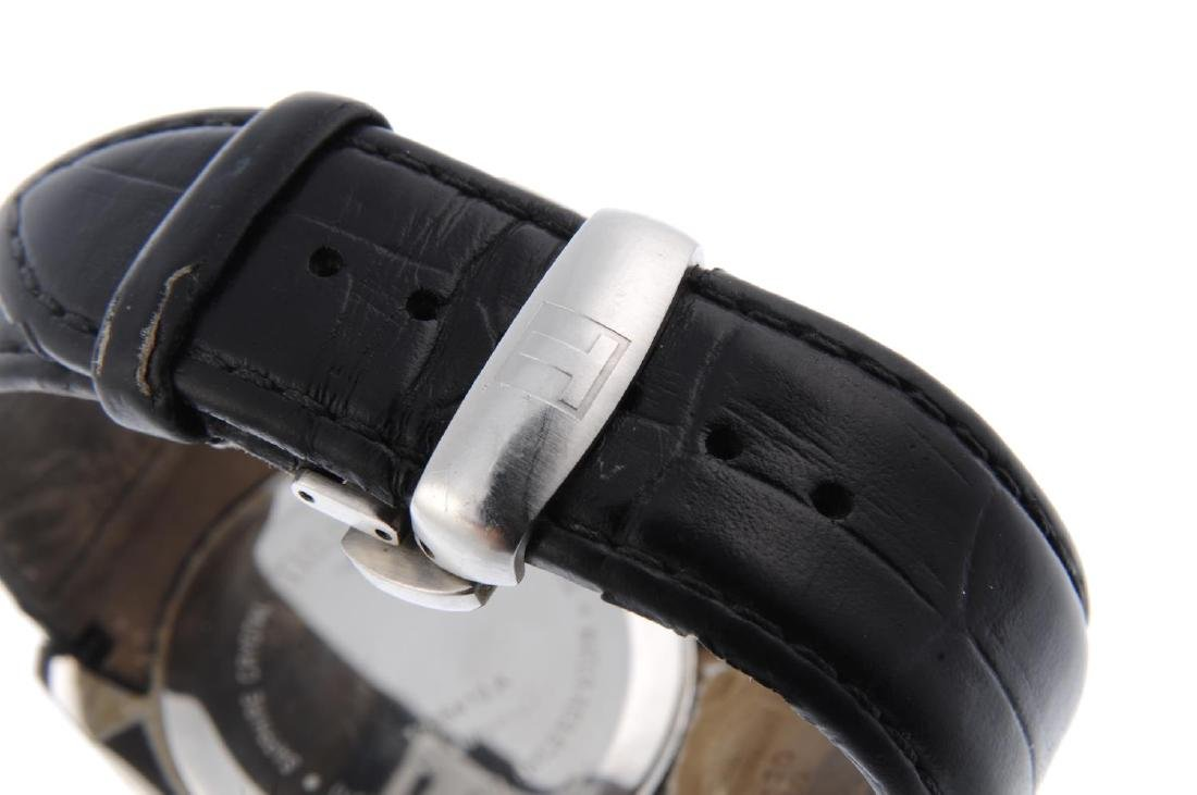 TISSOT - a gentleman's Couturier wrist watch. Stainless - 2