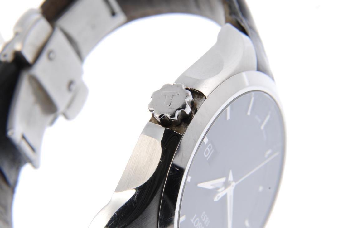 TISSOT - a gentleman's Couturier wrist watch. Stainless - 4